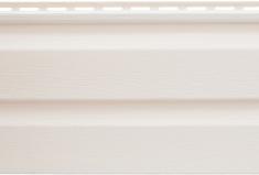 Панель виниловая Альта-Сайдинг белая, 3,66м